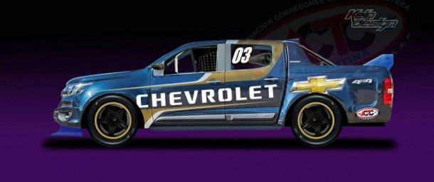 La S10 de Chevrolet