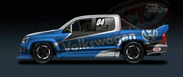 La Amarok de Volkswagen
