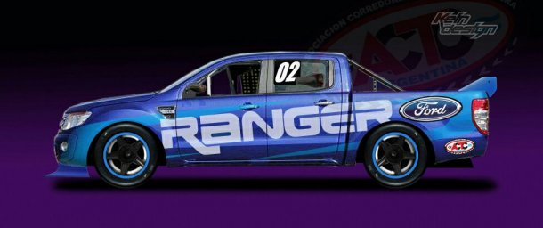 La Ranger de Ford