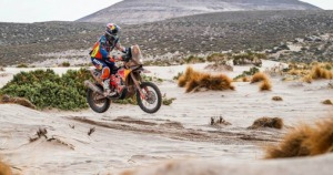 DAKAR MOTOS: CAOS EN LOS CÓMPUTOS DE UNA ETAPA ACCIDENTADA