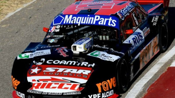 Pérez se llevó la segunda serie, que fue la más lenta de las dos.