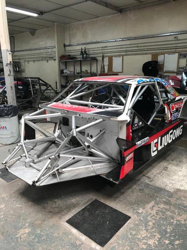 El auto para Ferrante en 2019