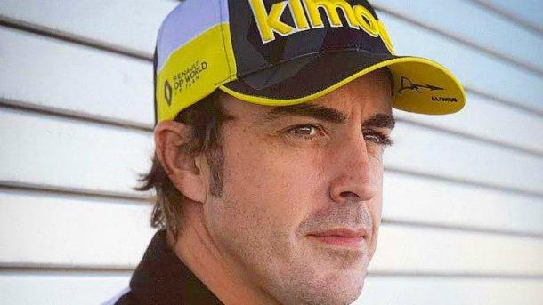 Alonso podría correr en este 2020