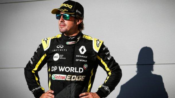 Alonso llega con todo para el 2021