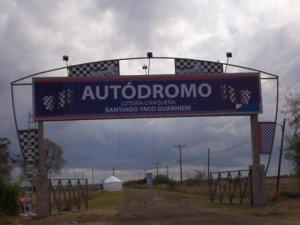 INFORME EXCLUSIVO: EL AUTÓDROMO DE CHACO