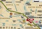 ETAPA 1: BUENOS AIRES - VILLA CARLOS PAZ