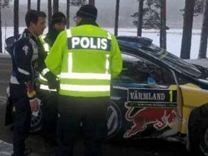 MULTA POLICIAL  PARA OGIER