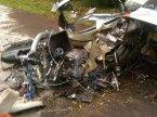 FUERTE ACCIDENTE EN EL RALLY MUNDIAL