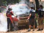 AUTOS : GANO NASSER AL-ATTIYAH CON PROBLEMAS