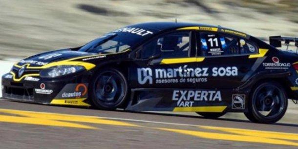 Spataro, punta de lanza del equipo Renault