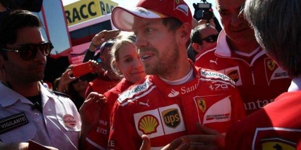 Vettel intentara pelearle a Mercedes el año