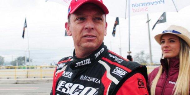 Ortelli al Top Race desde la carrera de Buenos Aires