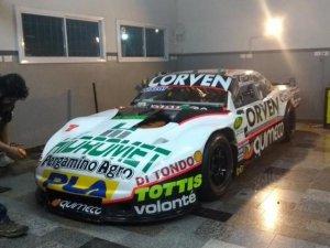 WERNER PRUEBA EN OLAVARRÍA, ANGELINI ROMPIÓ MOTOR