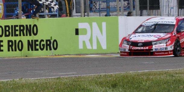 Rossi gano todo lo que se corrio el año pasado en Roca. ¿Repetirá?
