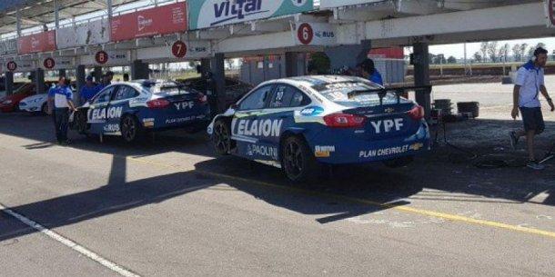 Chevrolet prueba en Córdoba de cara a la definicion