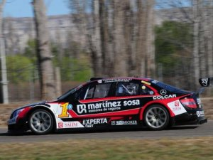 CANAPINO Y SU POLE 42 EN EL TOP RACE