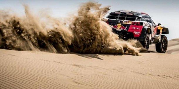 """El """"León"""" rugió como nunca este año en las dunas peruanas"""