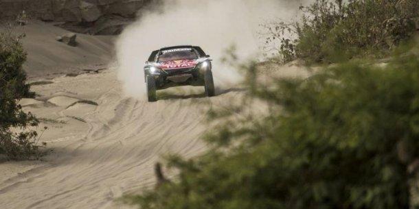 El español quiere ganar nuevamente un Dakar