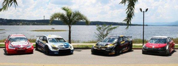 Los autos del Super TC 2000 ya estan listos para una nueva temporada
