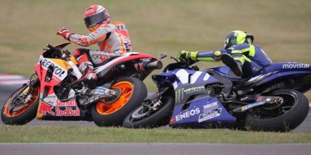 La polemica del año en el MotoGP fue en Argentina