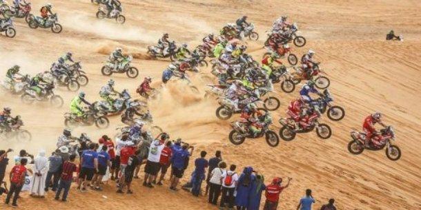 No se sabe que pasara con el Dakar 2019...