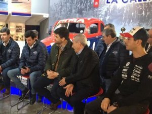 SE PRESENTO OFICIALMENTE LA FECHA DEL TC EN OLAVARRIA