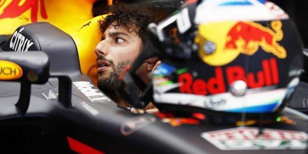 El piloto Red Bull arranco con todo