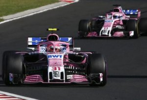 LAWRENCE STROLL SALVA A FORCE INDIA
