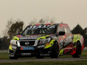 ORTELLI ES EL PRIMER POLEMAN DEL TC PICK UP