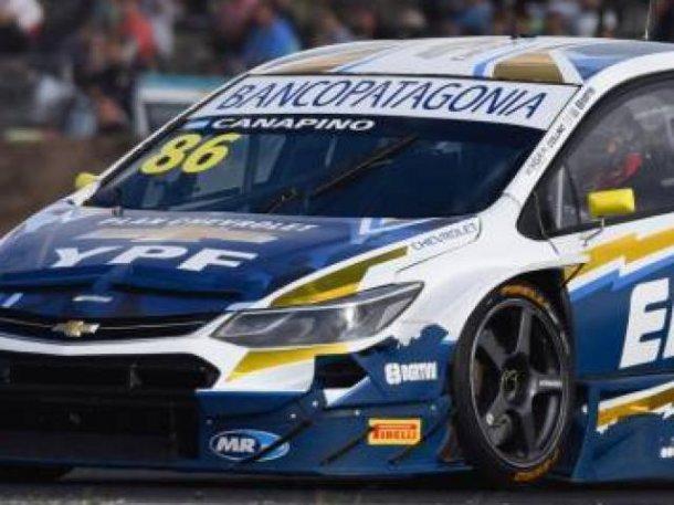 Canapino quiere ser campeón del Super TC 2000 nuevamente