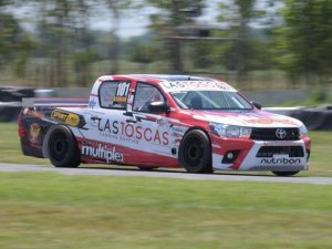 DEBUT Y POLE DE CASTELLANO EN EL TC PICK UP