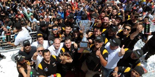 Renault buscara ganar otro titulo en el Super TC2000
