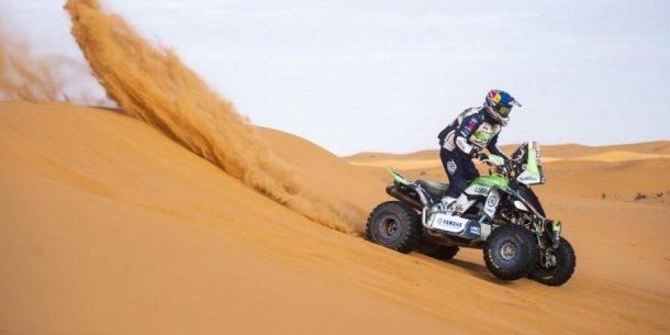 El Dakar 2020 y los paisajes tipicos de Arabia