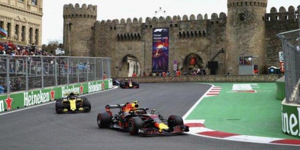 F1 y un año que no se sabe donde arranca