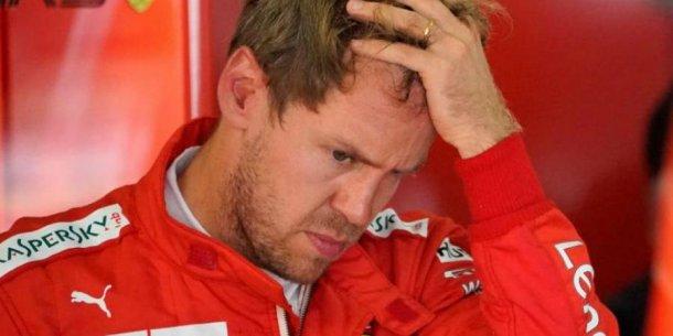 Ferrari a la espera del futuro de Vettel