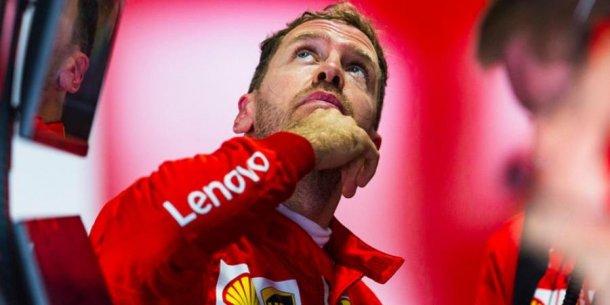 El futuro de Vettel en duda...