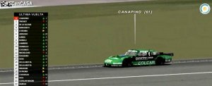 CANAPINO GANO EN EL TC VIRTUAL
