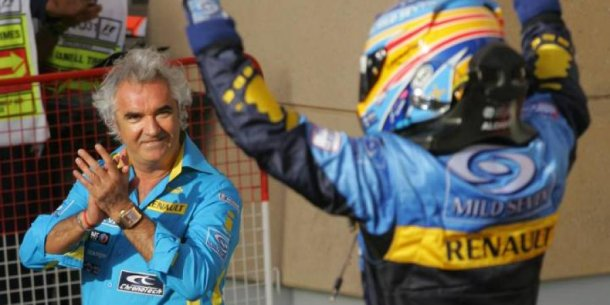 Alonso cada dia mas cerca de Renault