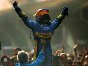 ALONSO VUELVE A LA F1