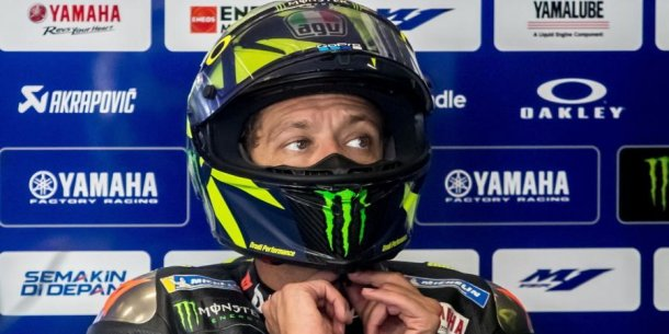 Sigue la magia de Valentino en el Moto GP