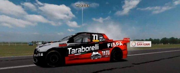 El santafesino se corono campeón de TC Pick UP 2020