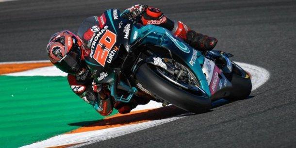 Gran arranque de año de Quartararo en el Moto GP