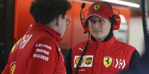 Ferrari quiere cortar la sequía en 2022
