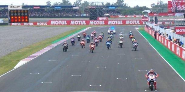 Ya se palpita el GP de Moto GP 2021