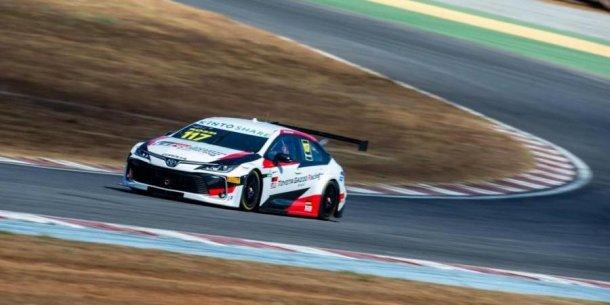 Matias Rossi tuvo un fin de semana complicado en el Stock Car.
