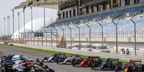 Mira detalles de la vuelta de la F1